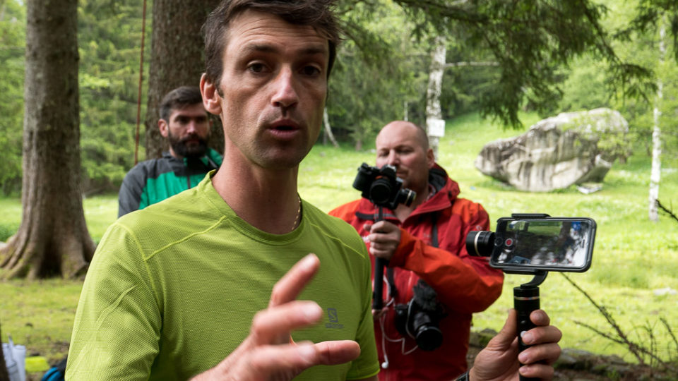 Workshop Seb Montaz Chamonix
